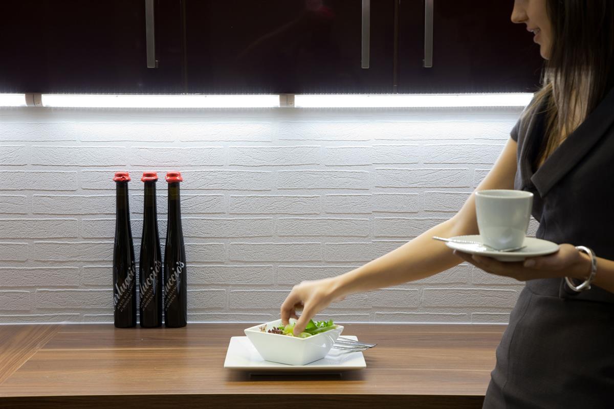 Under cabinet strip lighting a unique choice sensio albus led under cabinet strip light aloadofball Images