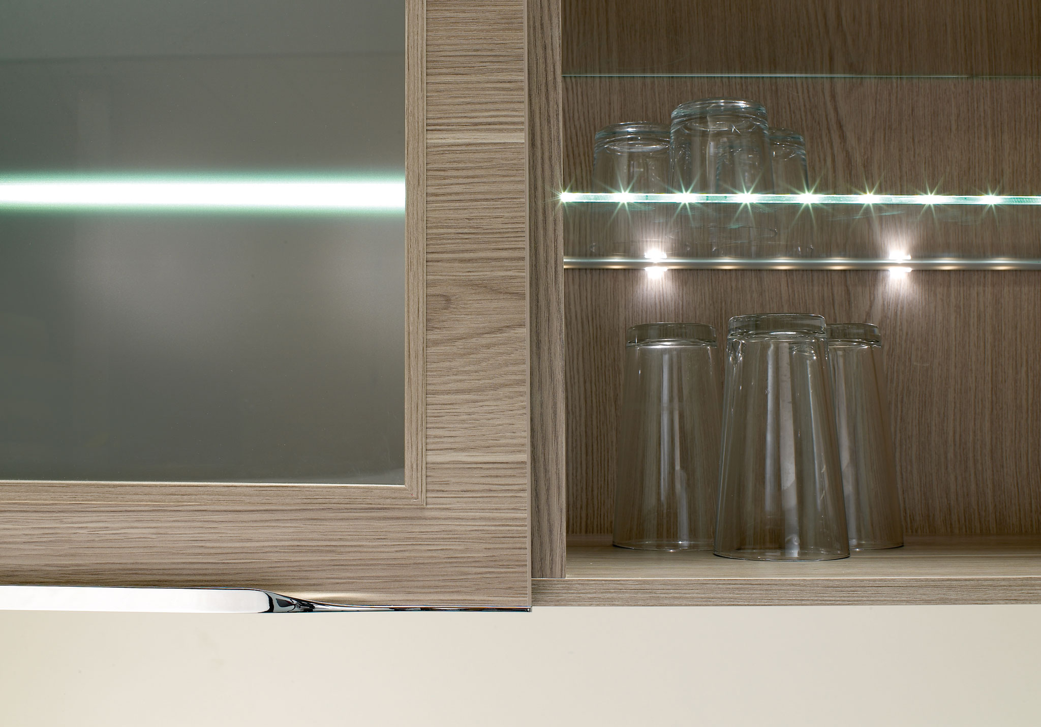 Sensio In Cabinet Lighting