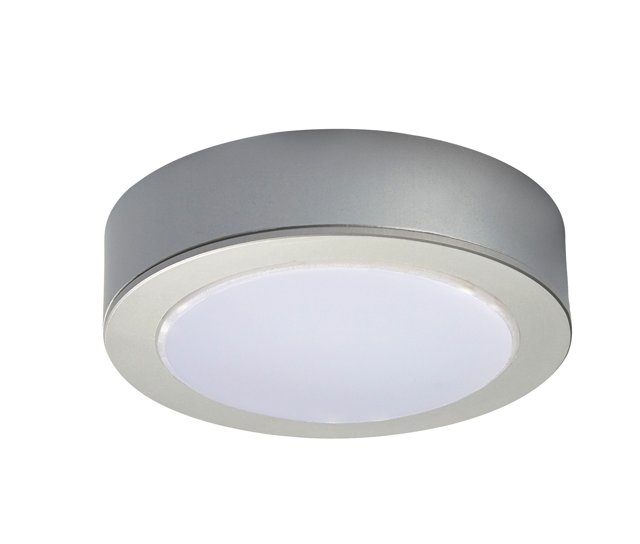 Sensio SLS Under Cabinet Light with surface mounting spacer.
