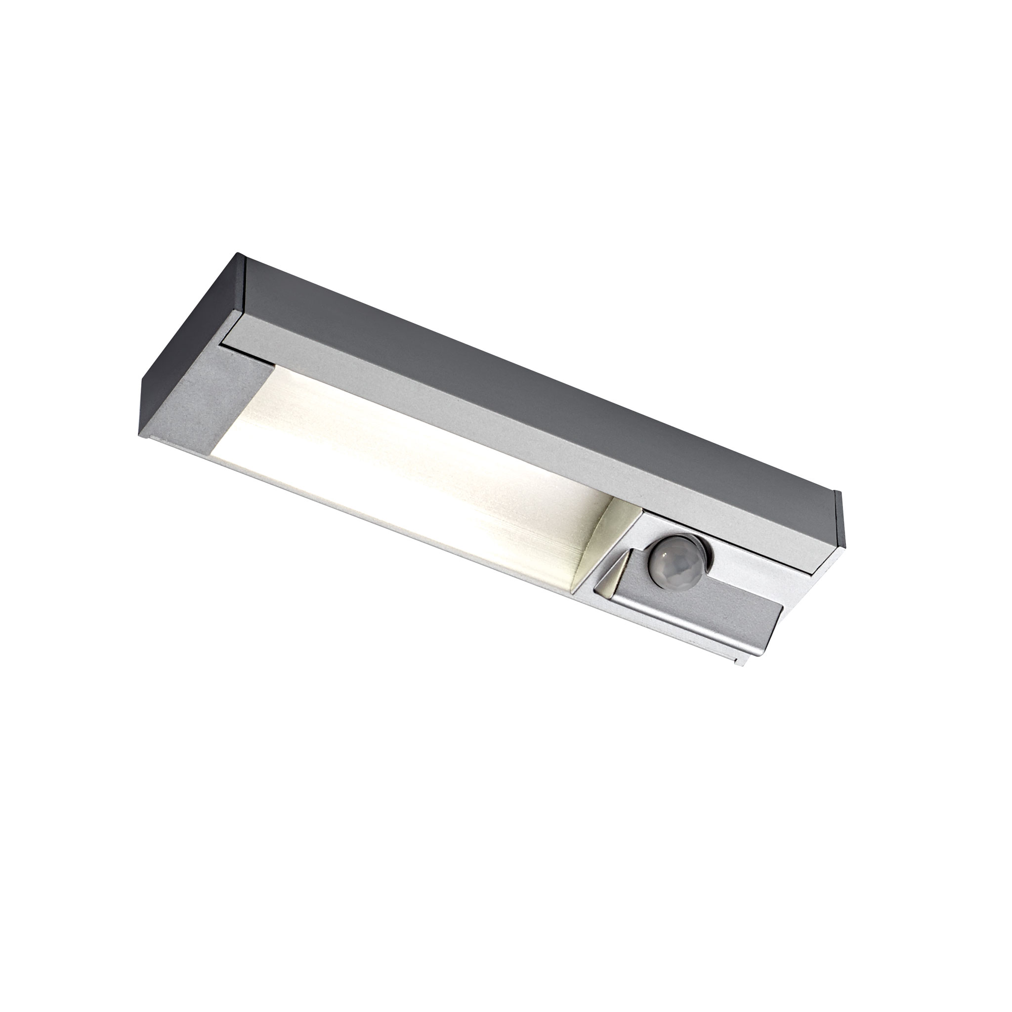 Sensio Cool White Operio Mini LED Wardrobe Light / Front.