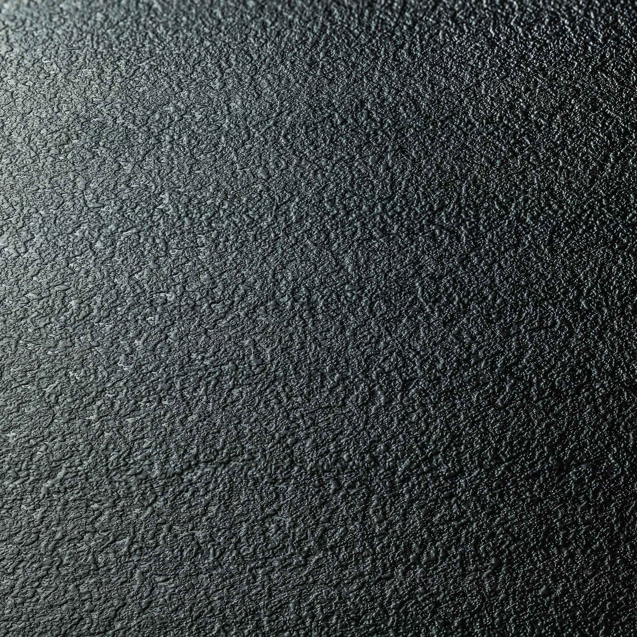 Egger Premium Black kitchen worktop sample.