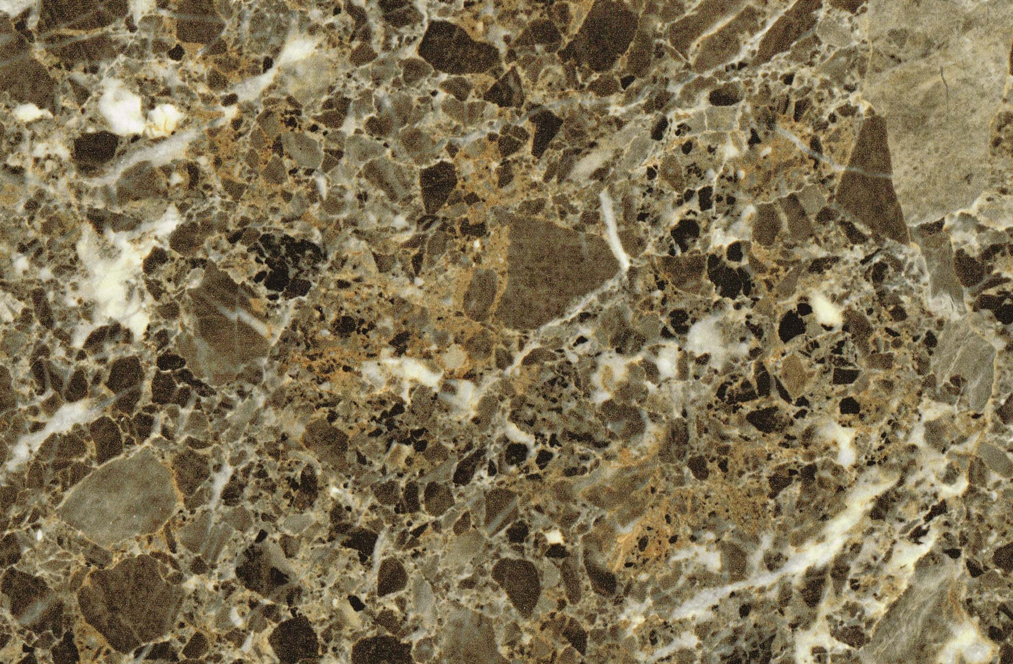Aeon Breccia worktop sample.