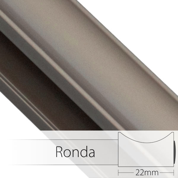 22mm Ronda Glide Frame Style